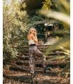 Pantalón pata elefante - Laura
