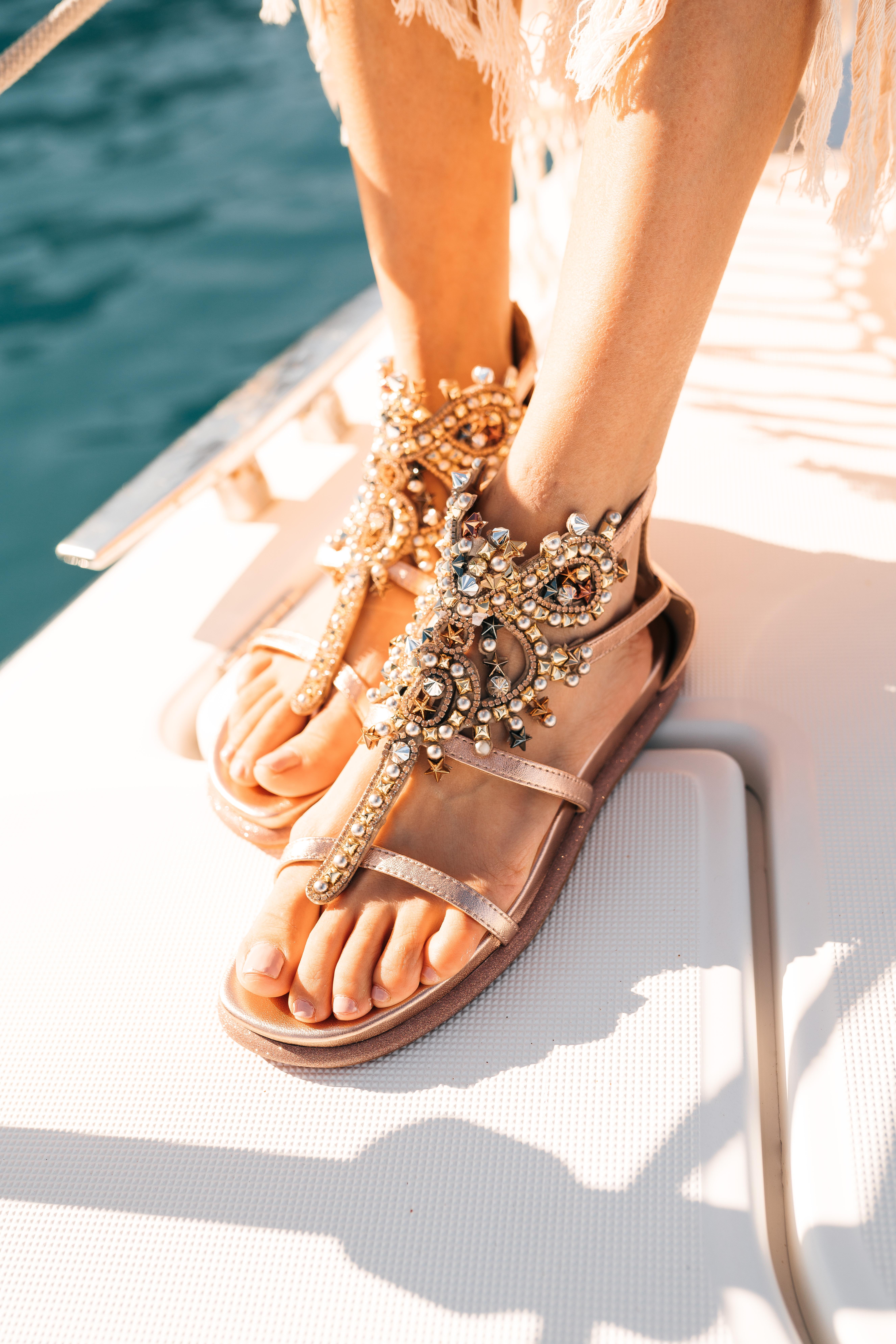 alma en pena verano sandalias